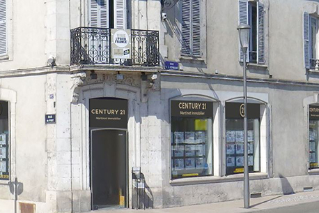 Agence immobilière CENTURY 21 Martinot Cerim Immobilier, 89000 AUXERRE