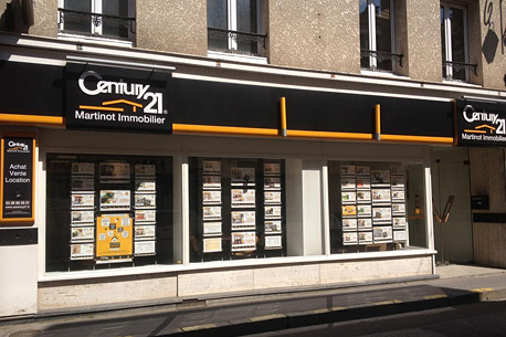 Agence immobilière CENTURY 21 Martinot Cerim Immobilier, 51200 EPERNAY