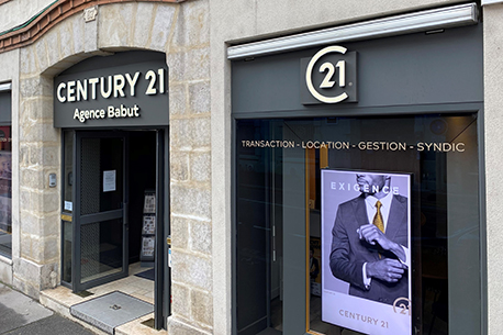 Agence immobilière CENTURY 21 Agence Babut, 77300 FONTAINEBLEAU