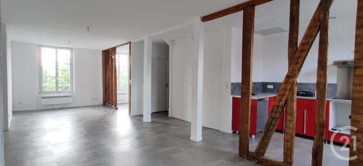 Appartement F3 à louer - 3 pièces - 77 m2 - TROYES - 10 - CHAMPAGNE-ARDENNE