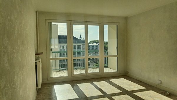 appartement à louer - 3 pièces - 65 m2 - TROYES - 10 - CHAMPAGNE-ARDENNE