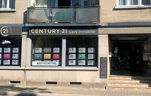 Agence immobilière CENTURY 21 Martinot Cerim Immobilier, 10000 TROYES